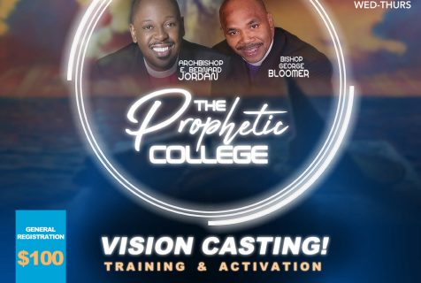 The Prophetic College Goes Online on March 25-26